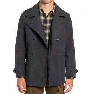 Frye James Oilcloth Cotton Coat